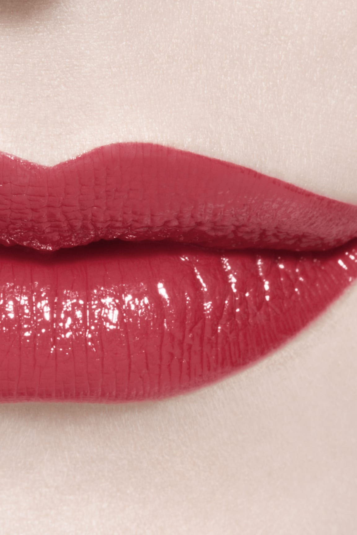 Application makeup visual 3 - ROUGE COCO BLOOM 124 - MERVEILLE