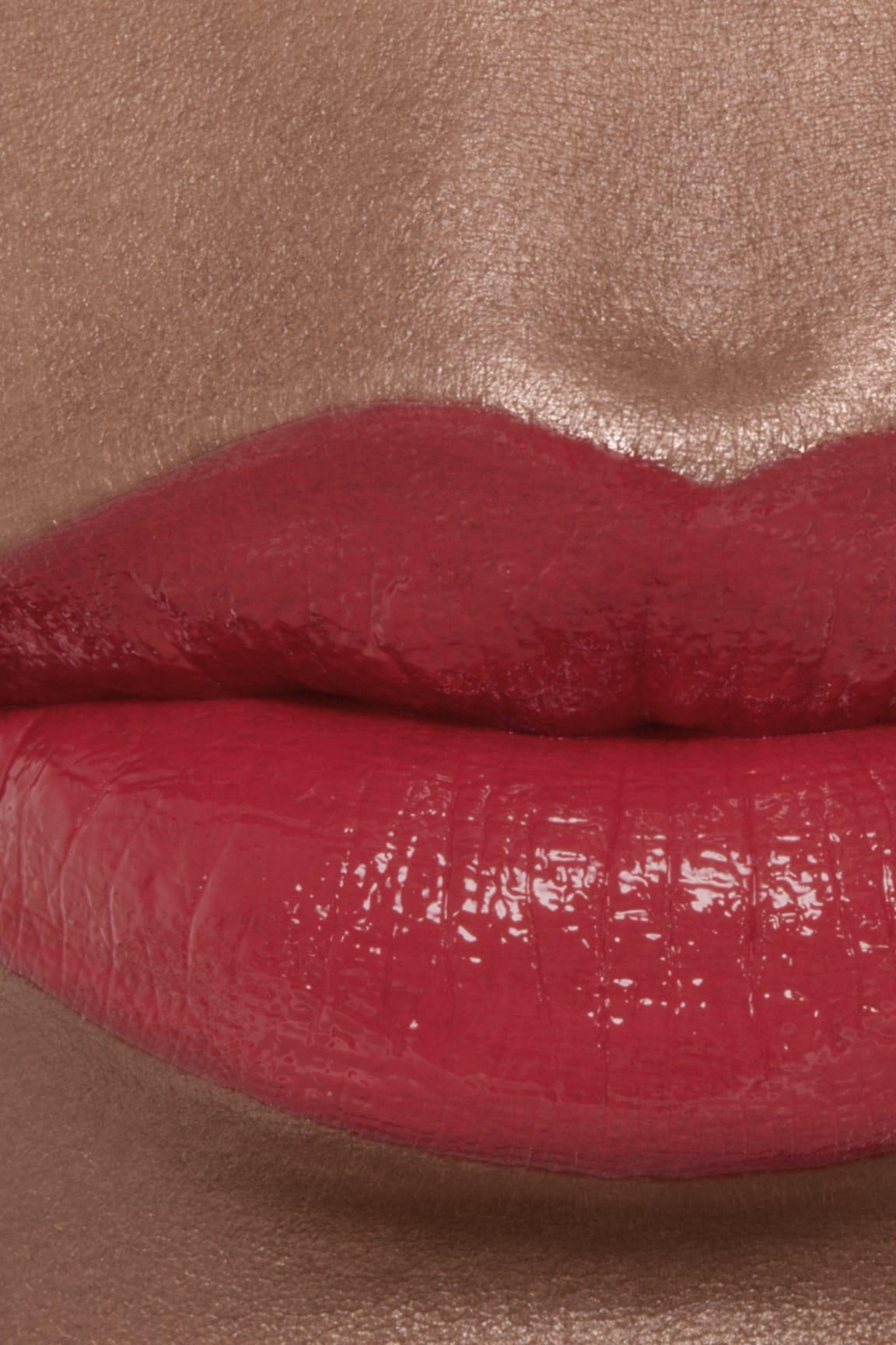 Application makeup visual 2 - ROUGE COCO BLOOM 132 - VIVACITY