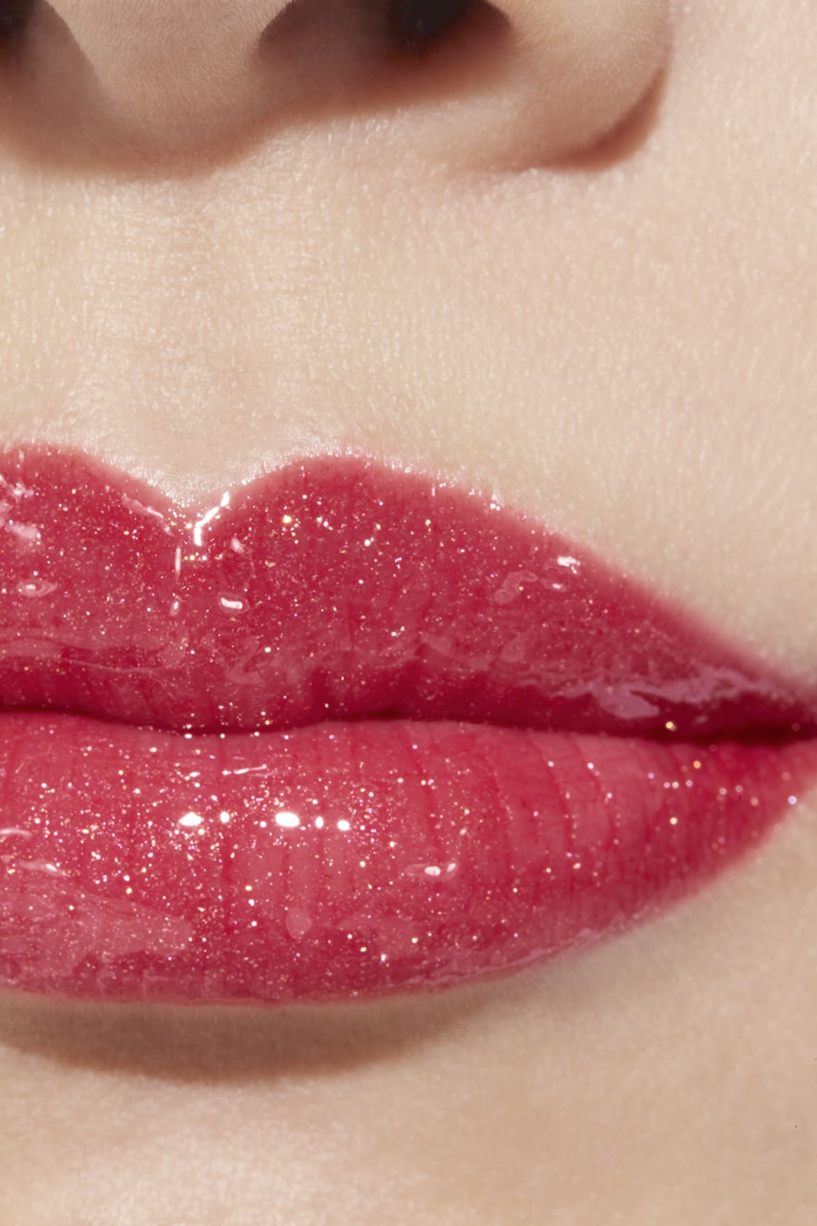 Application makeup visual 1 - ROUGE COCO GLOSS 106 - AMARENA