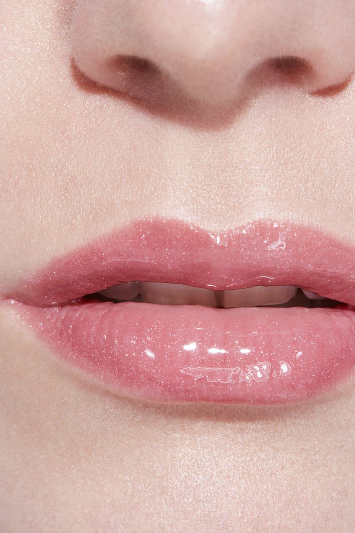 Application makeup visual 3 - ROUGE COCO GLOSS 96 - MAGNOLIA