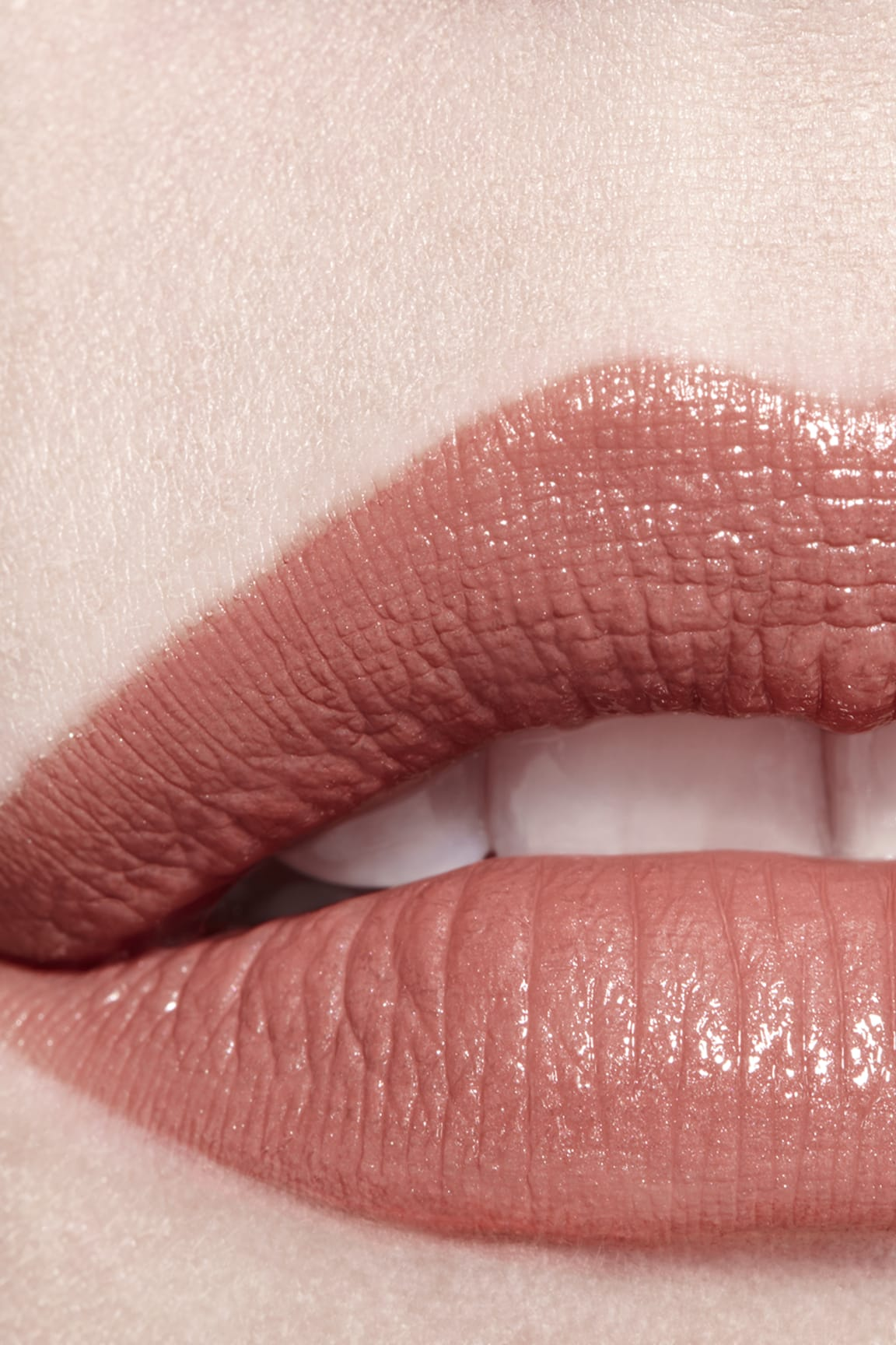 Application makeup visual 3 - ROUGE COCO 402 - ADRIENNE