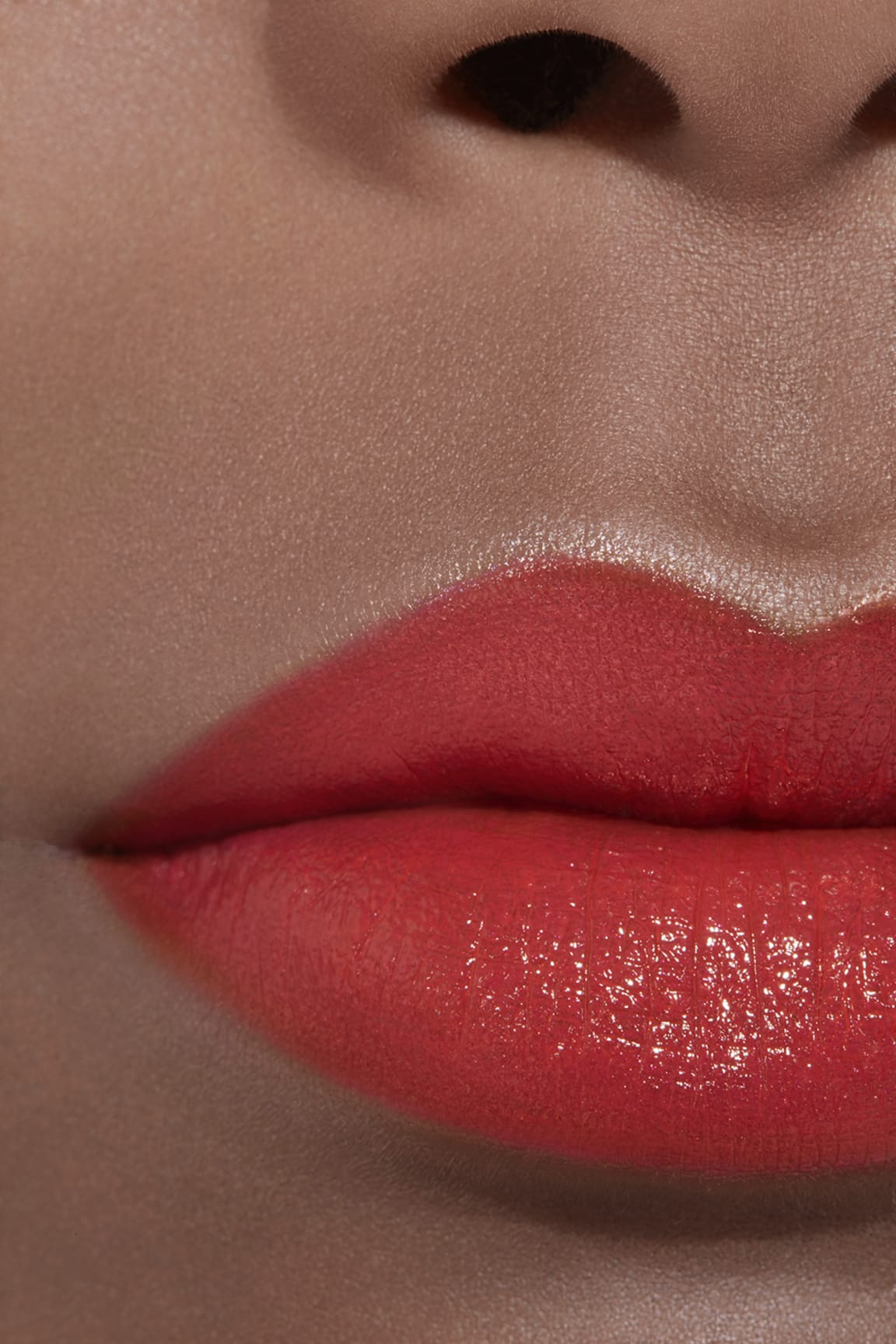 Application makeup visual 2 - ROUGE COCO 416 - COCO