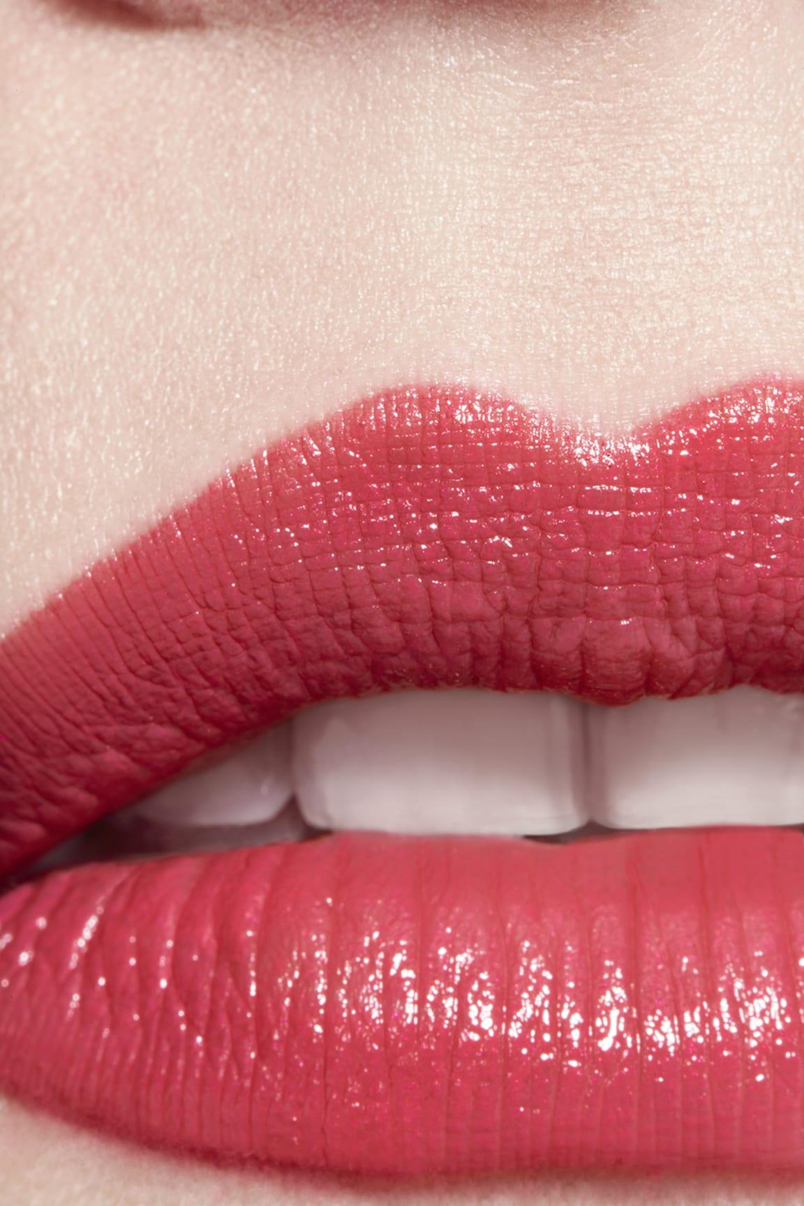 Application makeup visual 3 - ROUGE COCO 472 - EXPÉRIMENTAL