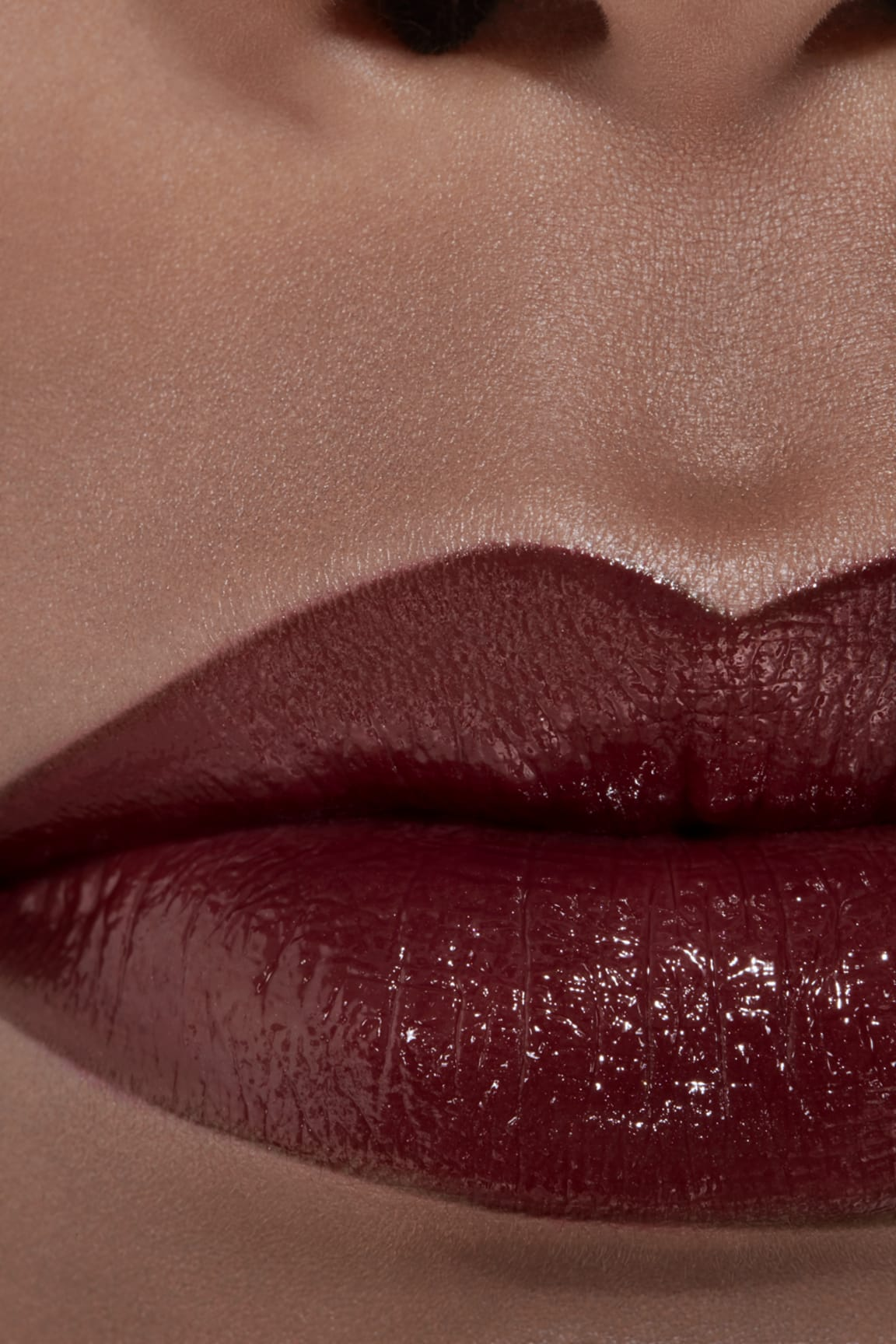 Application makeup visual 2 - ROUGE COCO 494 - ATTRACTION