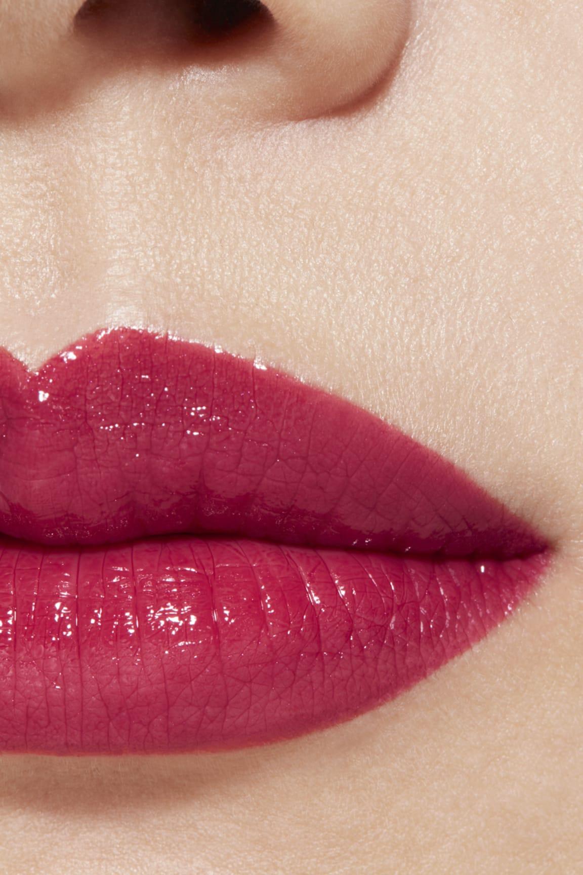 Application makeup visual 1 - ROUGE COCO 498 - ÉCLAT