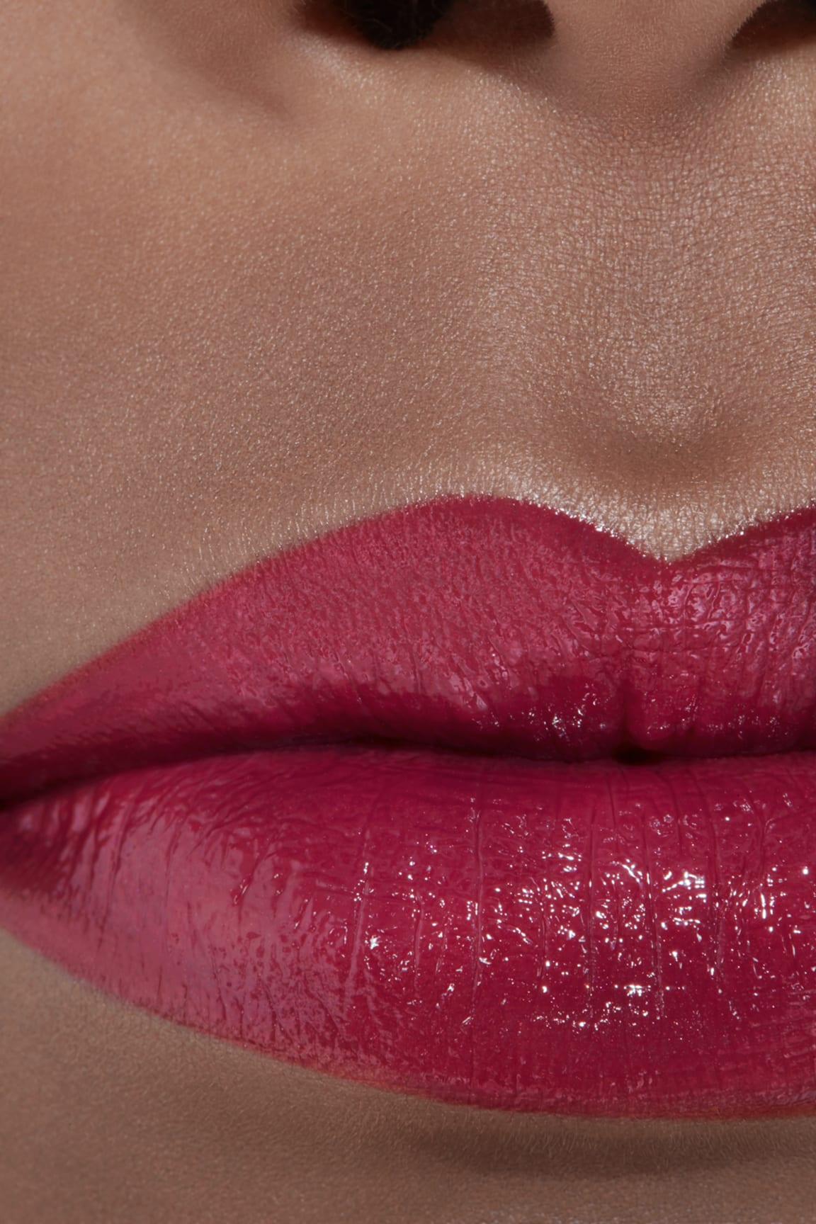 Application makeup visual 2 - ROUGE COCO 498 - ÉCLAT
