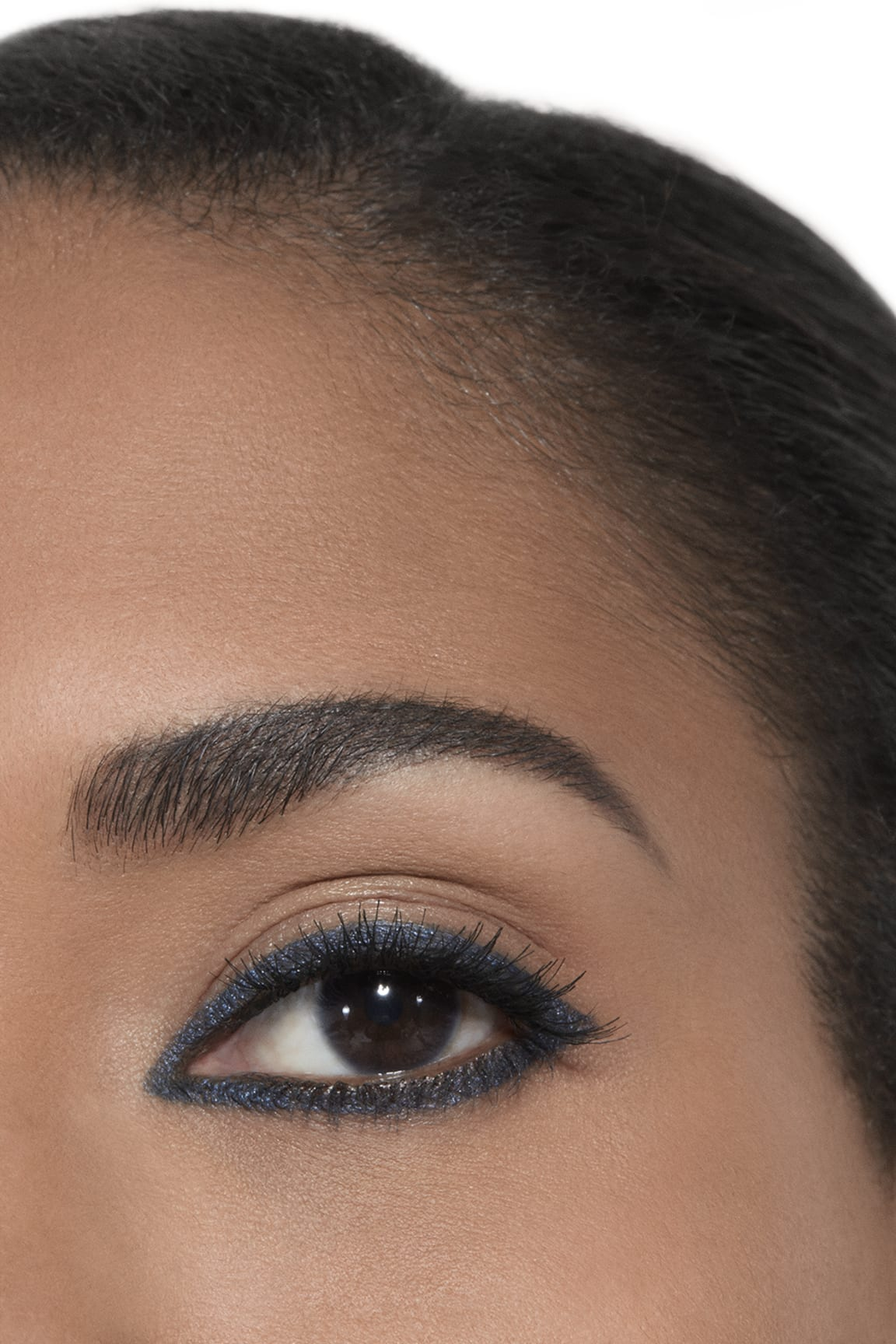 Anwendung Make-up-Bild 2 - STYLO YEUX WATERPROOF 30 - MARINE