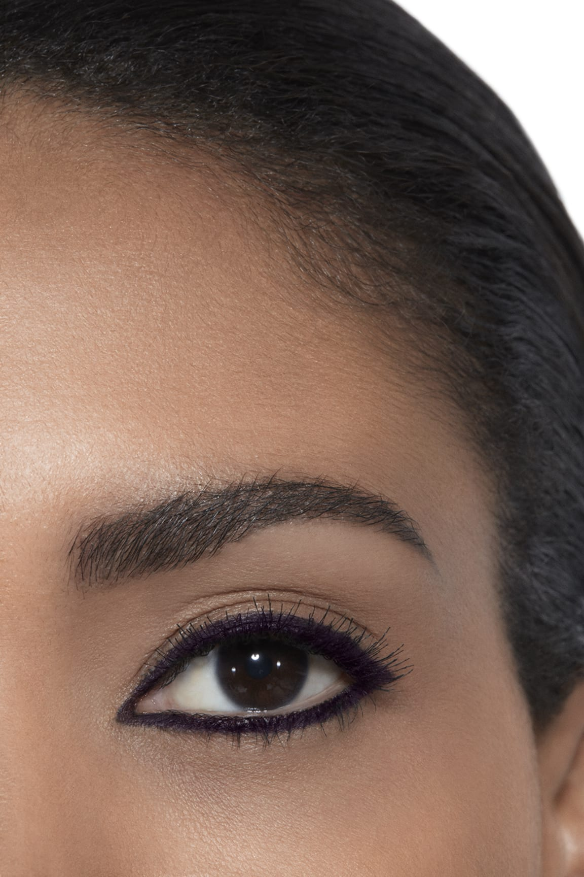 Application makeup visual 2 - STYLO YEUX WATERPROOF 83 - CASSIS