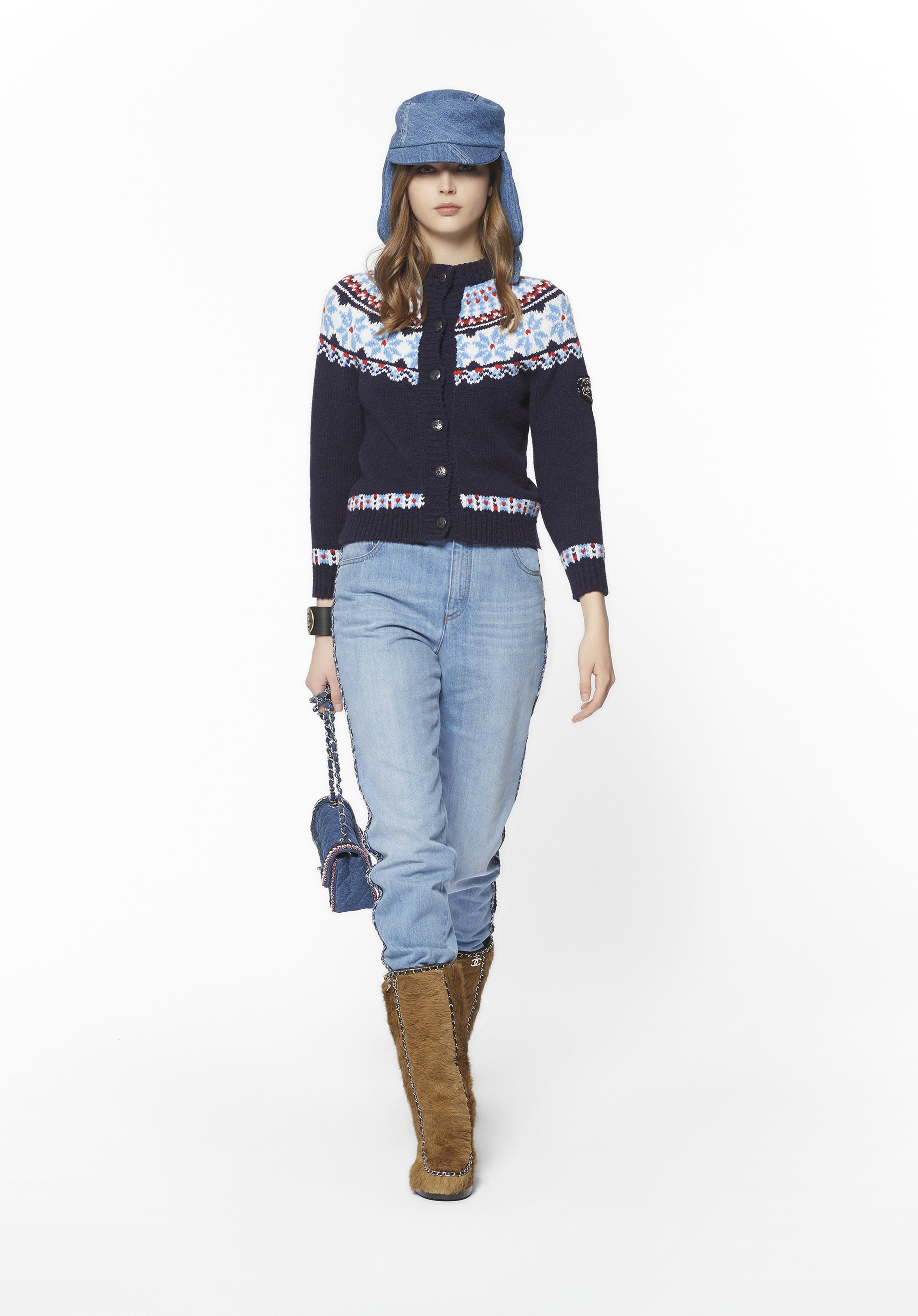 Look 18 - Coco Neige Collection