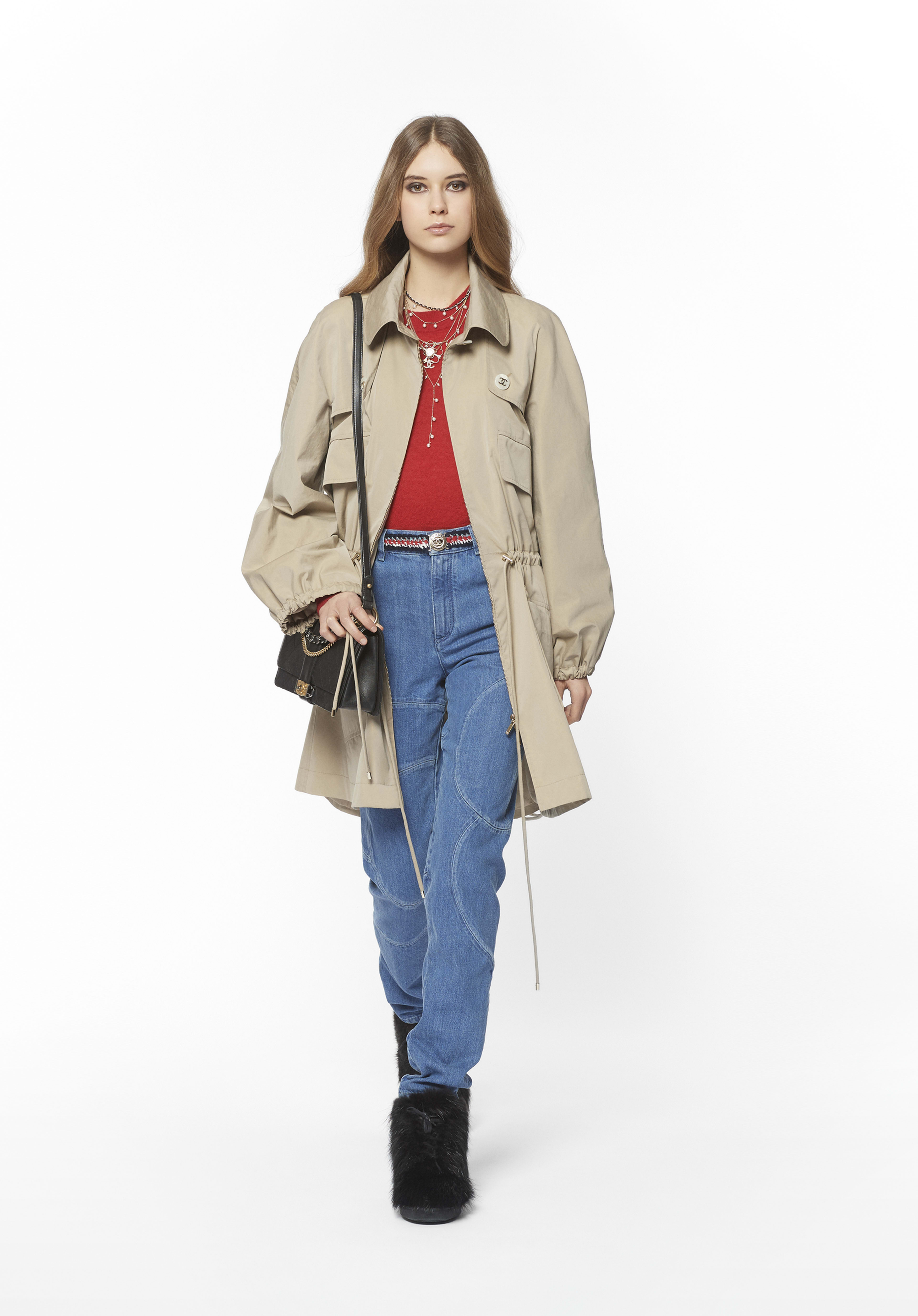 Look 6 - Fall-Winter 2018/19 Pre-collection