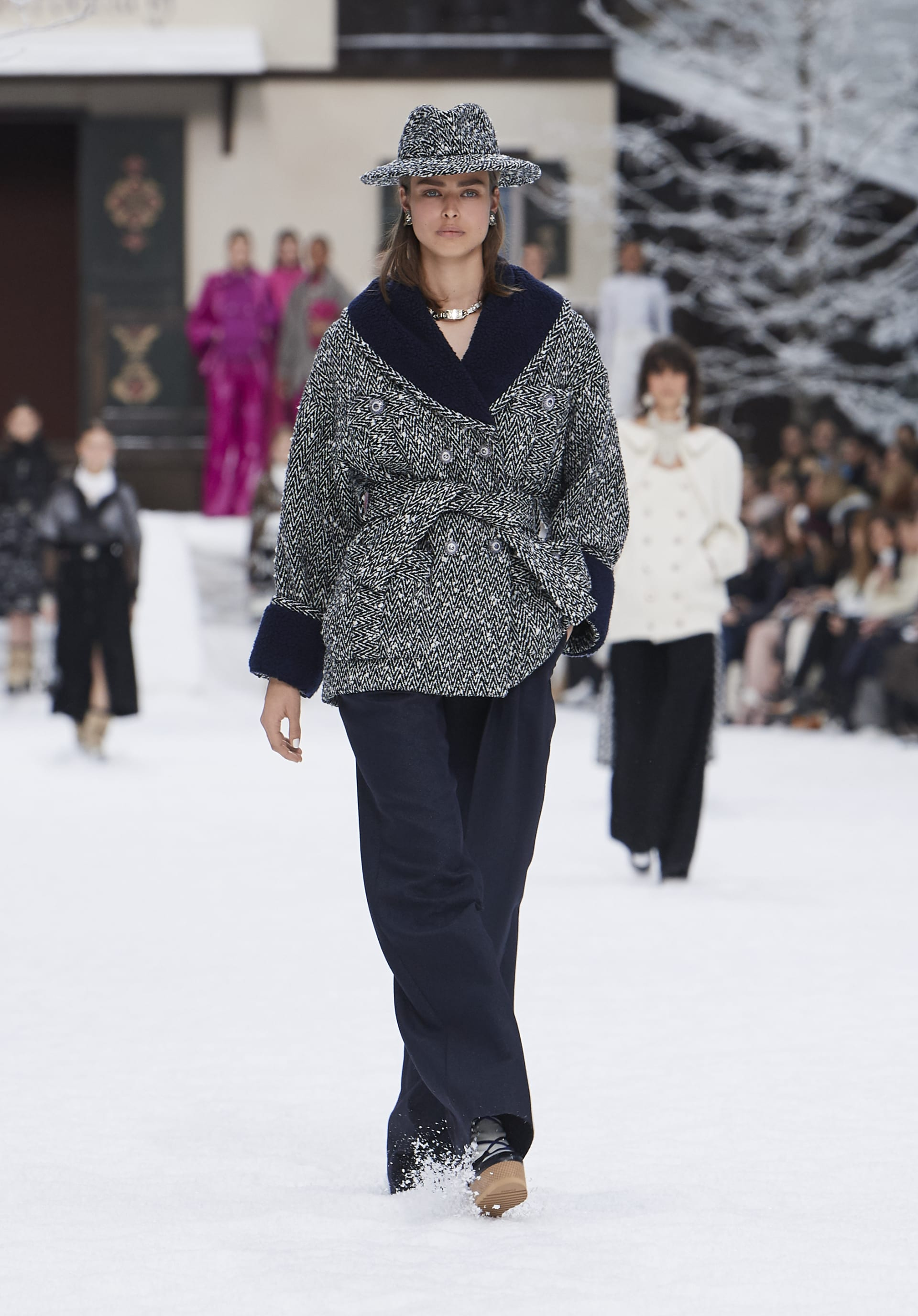 View 1 - Look 11 - Fall-Winter 2019/20