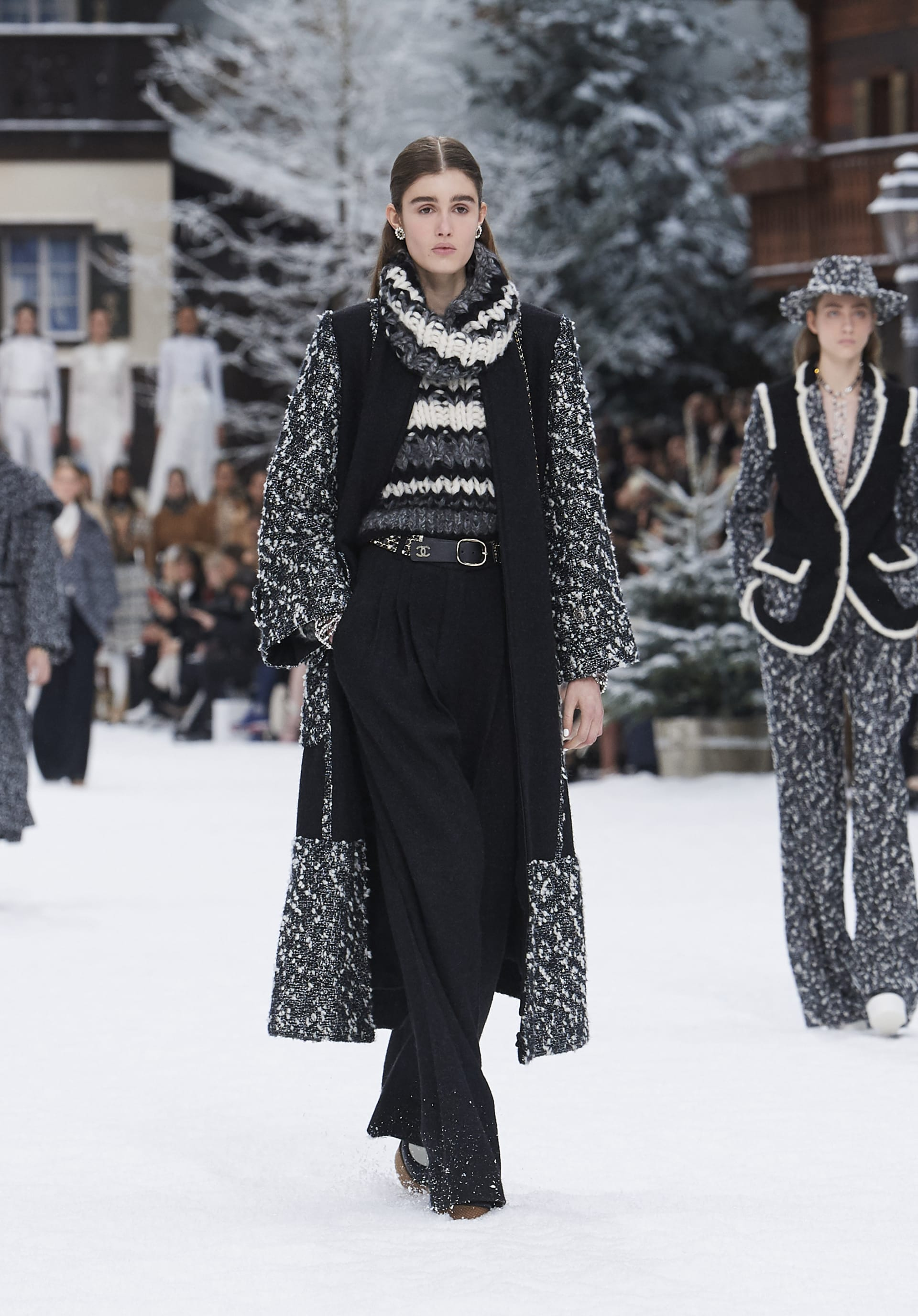 View 1 - Look 8 - Fall-Winter 2019/20