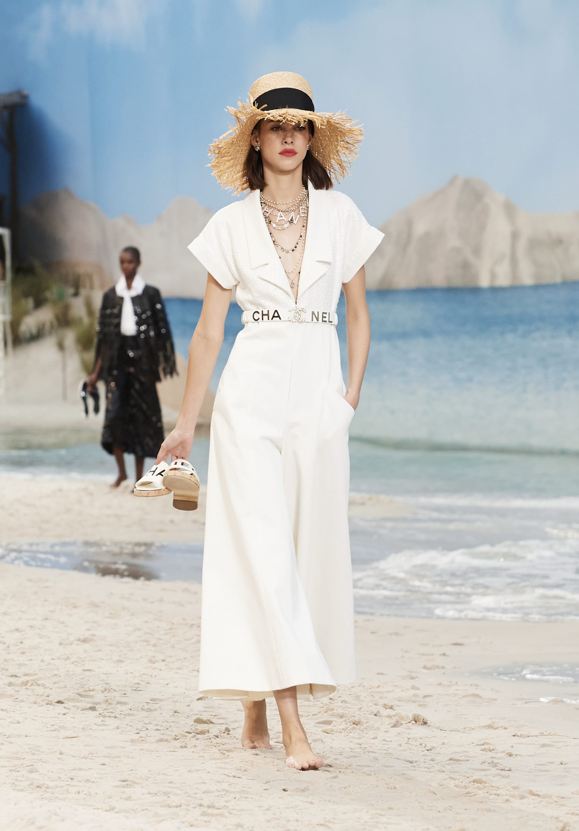 View 1 - Look 63 - Spring-Summer 2019
