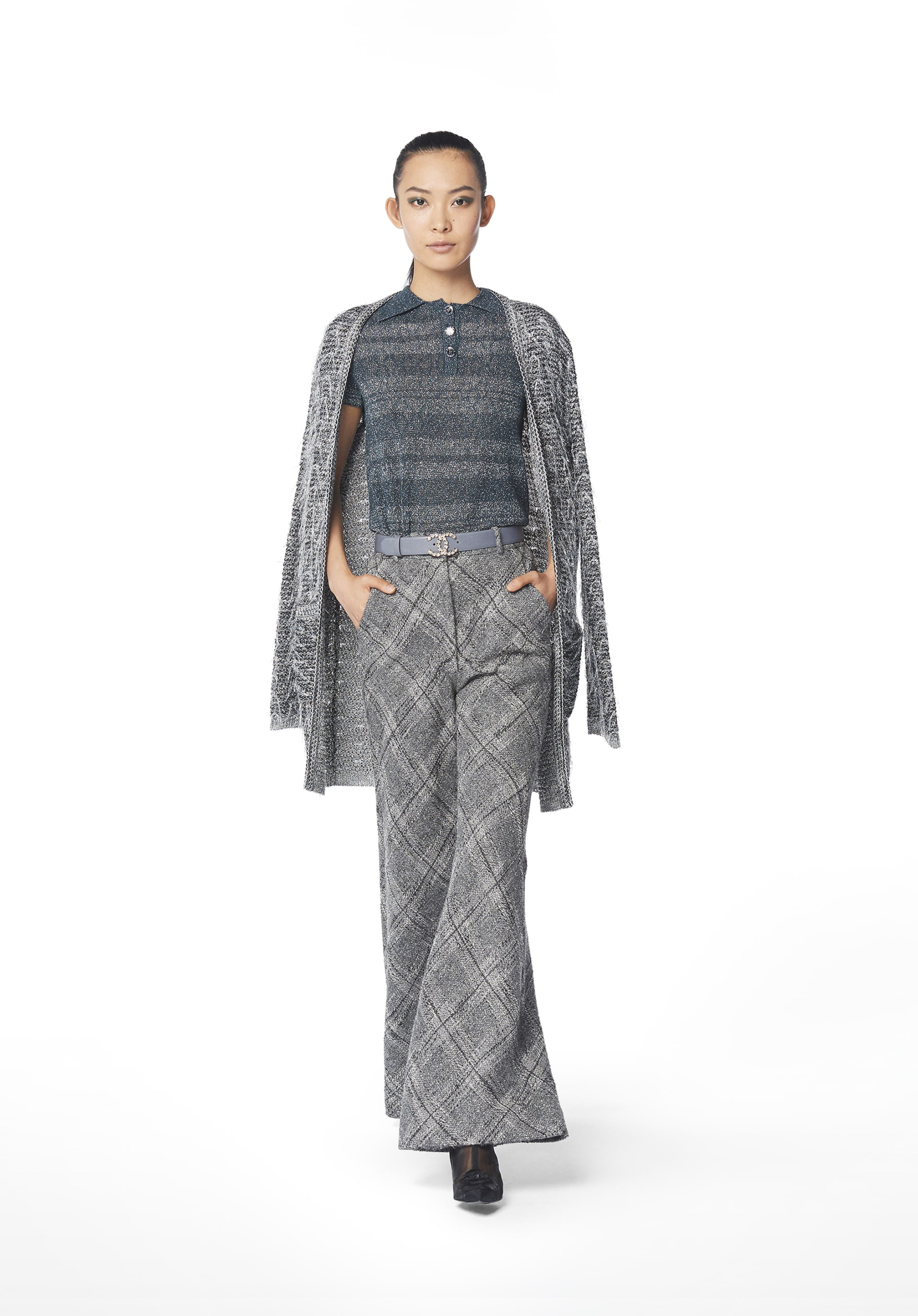 View 1 - Look 57 - Spring-Summer 2019 Pre-Collection