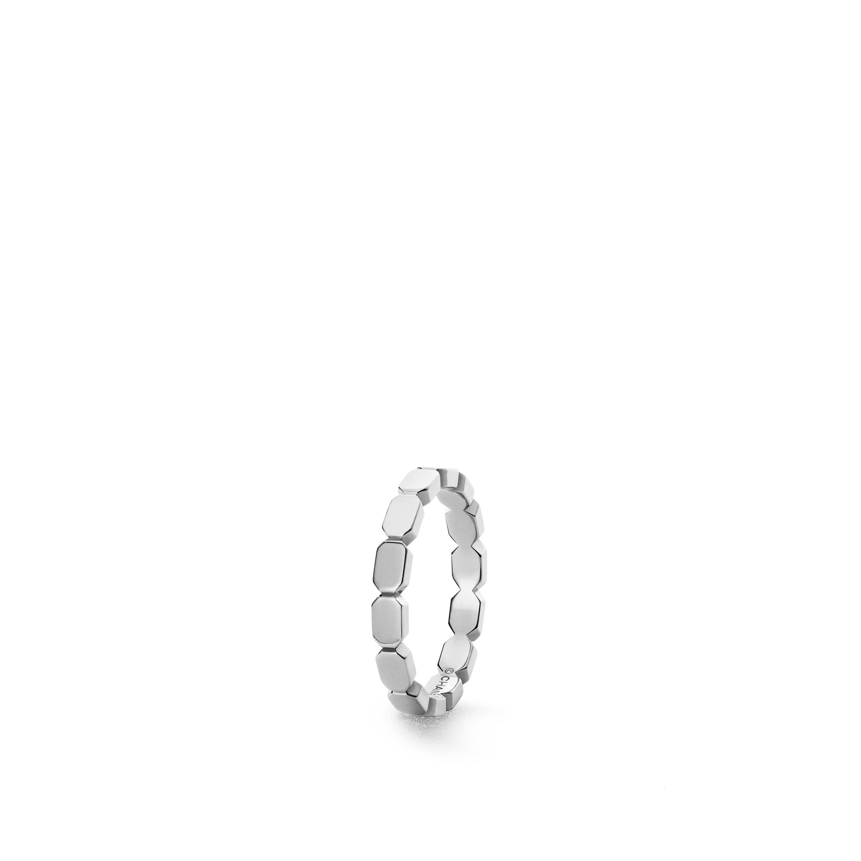 Première Promesse wedding band - Platinum - CHANEL - Default view - see standard sized version
