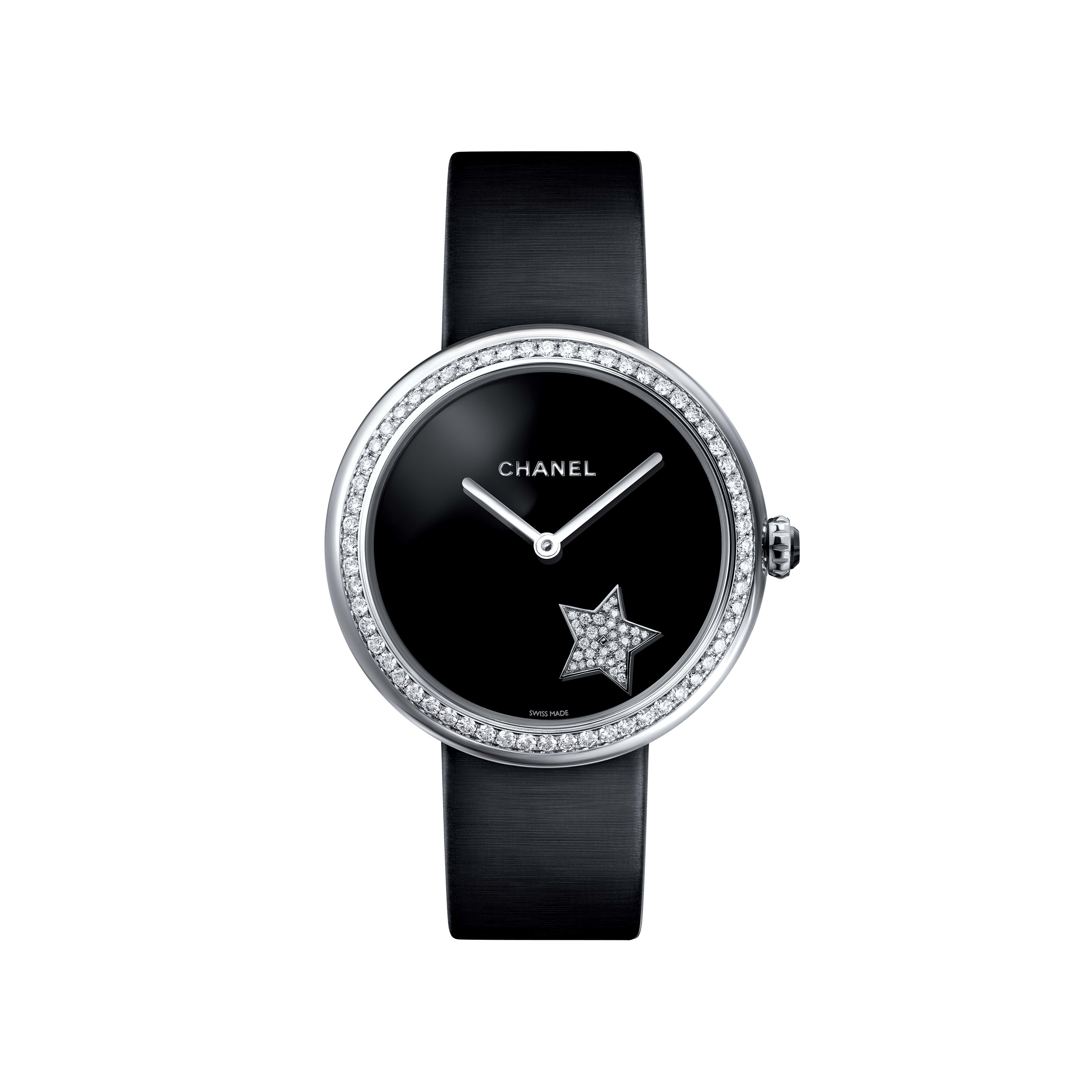 Mademoiselle Privé - Turning comet set with diamonds - CHANEL - Default view - see standard sized version