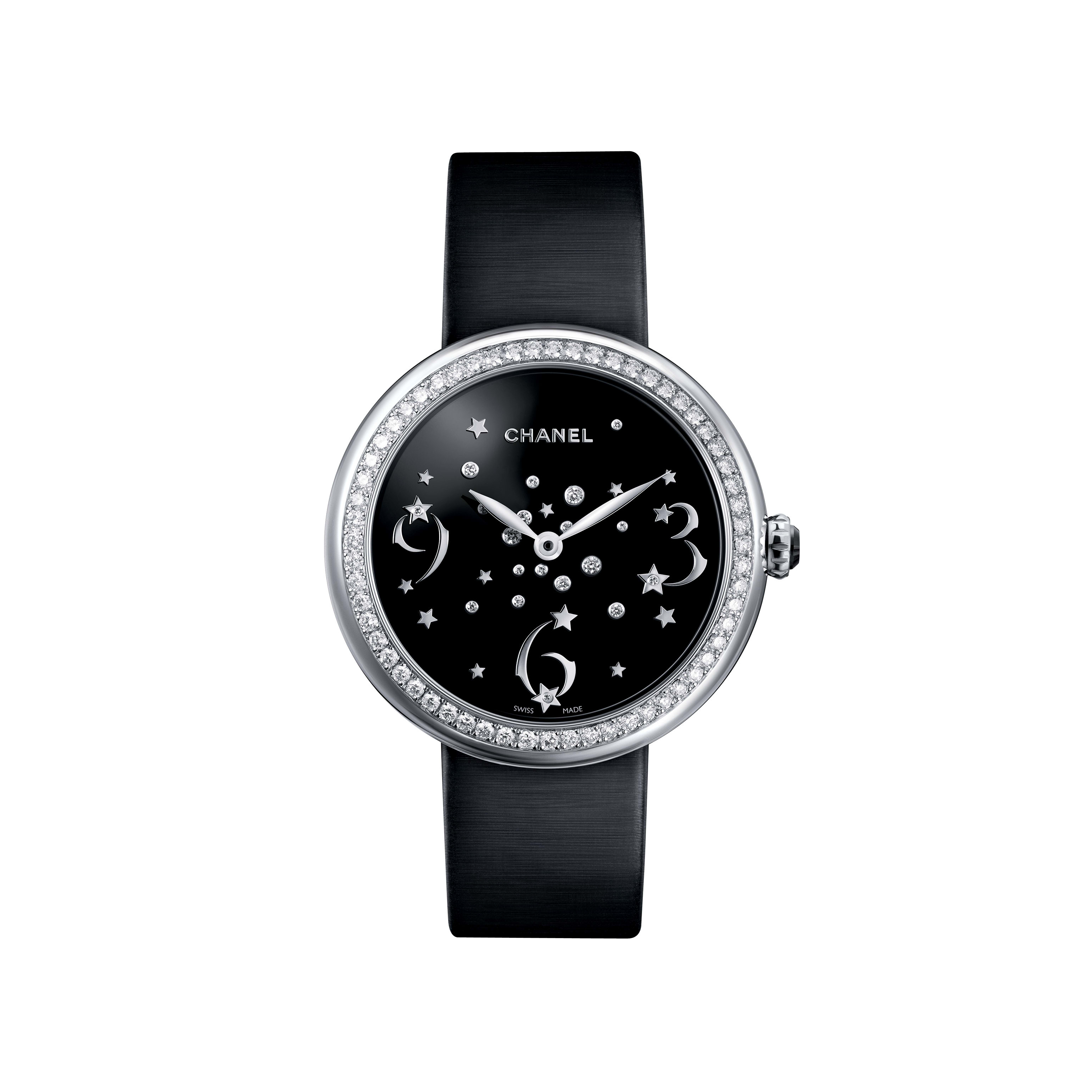 Mademoiselle Privé - Numerals, comets and diamonds - CHANEL - Default view - see standard sized version