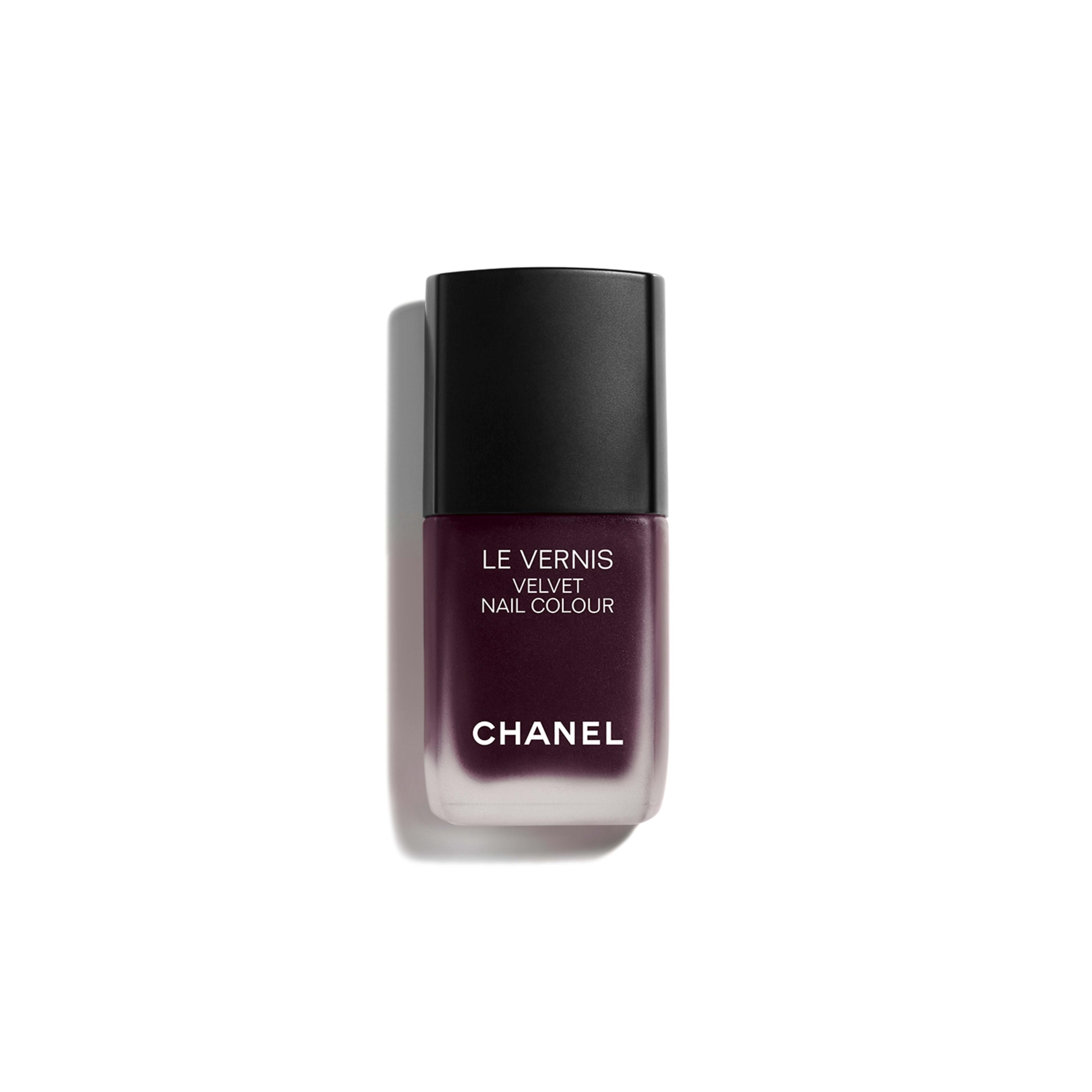 甲油色系 彩妝 Chanel