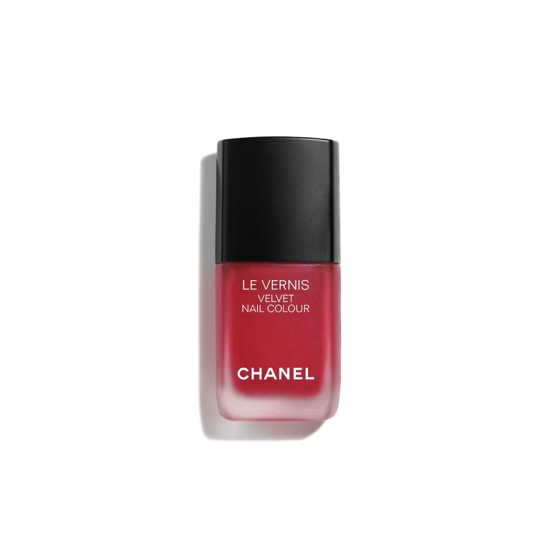 Vernis Nail: LE VERNIS Velvet Nail Colour 636 - ULTIME