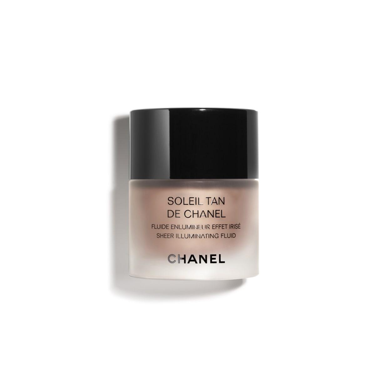 chanel soleil tan de chanel illuminating fluid review
