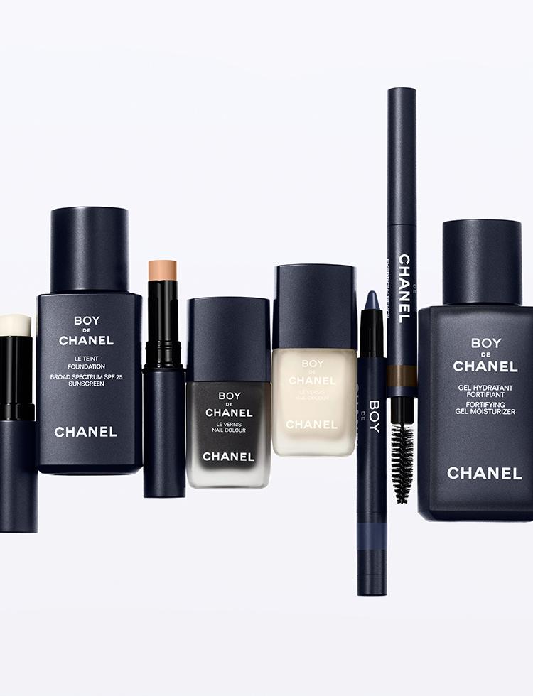 Makeup For Men Chanel