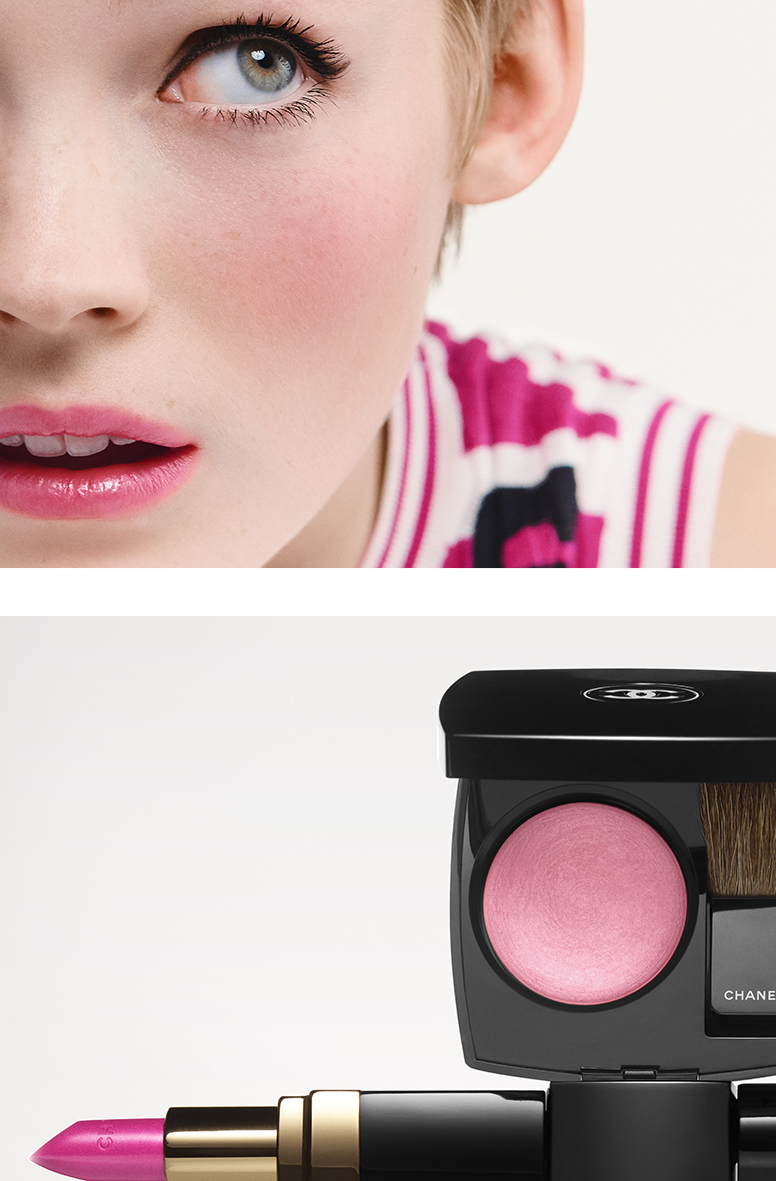 Retro Refreshed Lip Makeup Look - Chanel