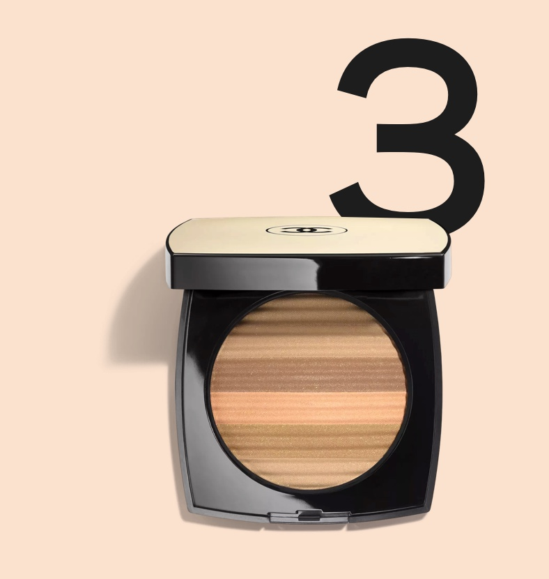 Les Beiges Multi-Colours Powder - Chanel