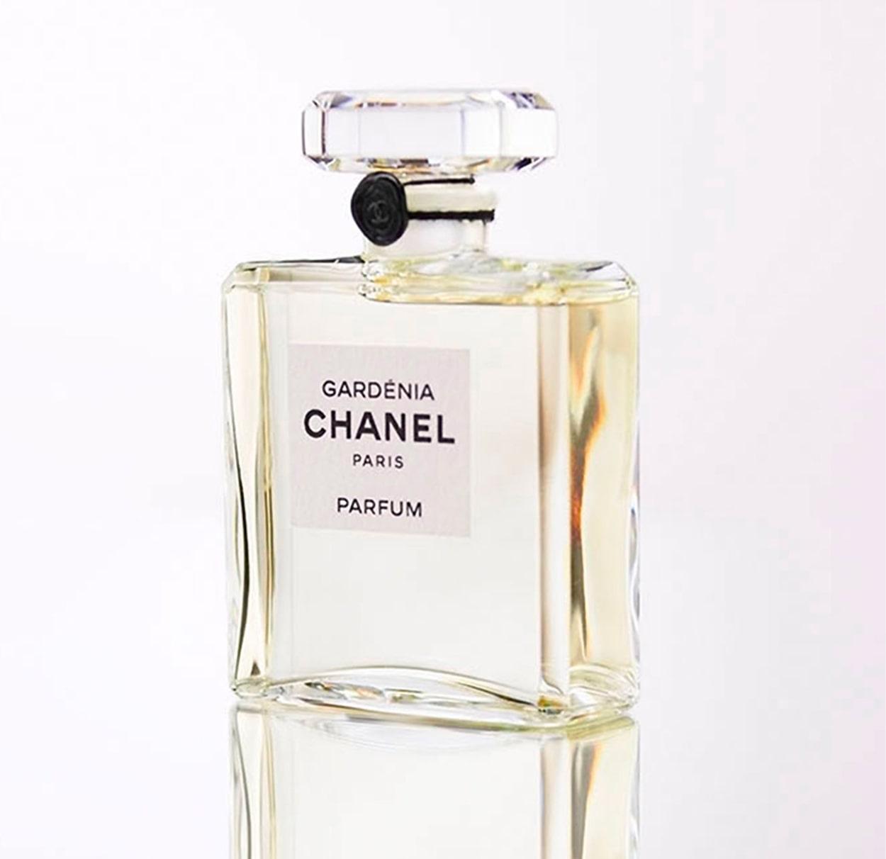 Photo Flacon Chanel Gardena