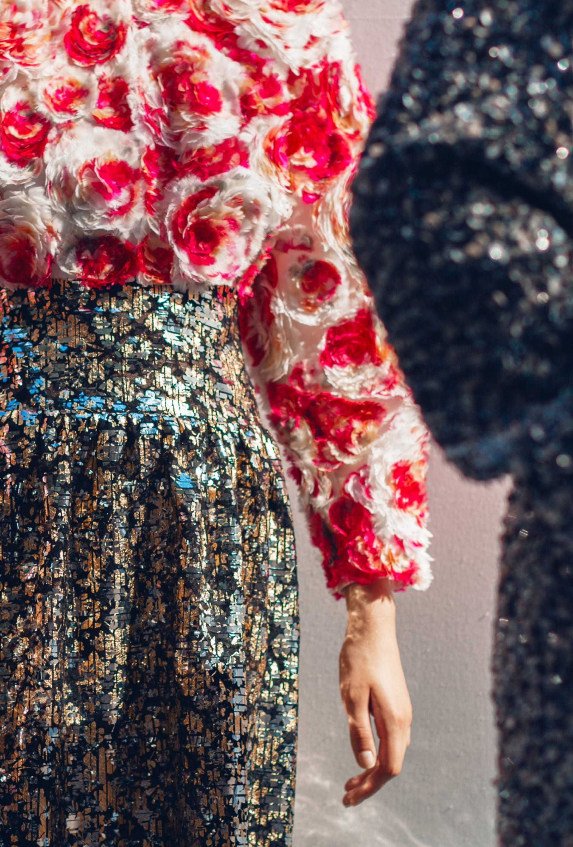 View 5 - Look 48 - Fall-Winter 2019/20 Haute-Couture - see full sized version