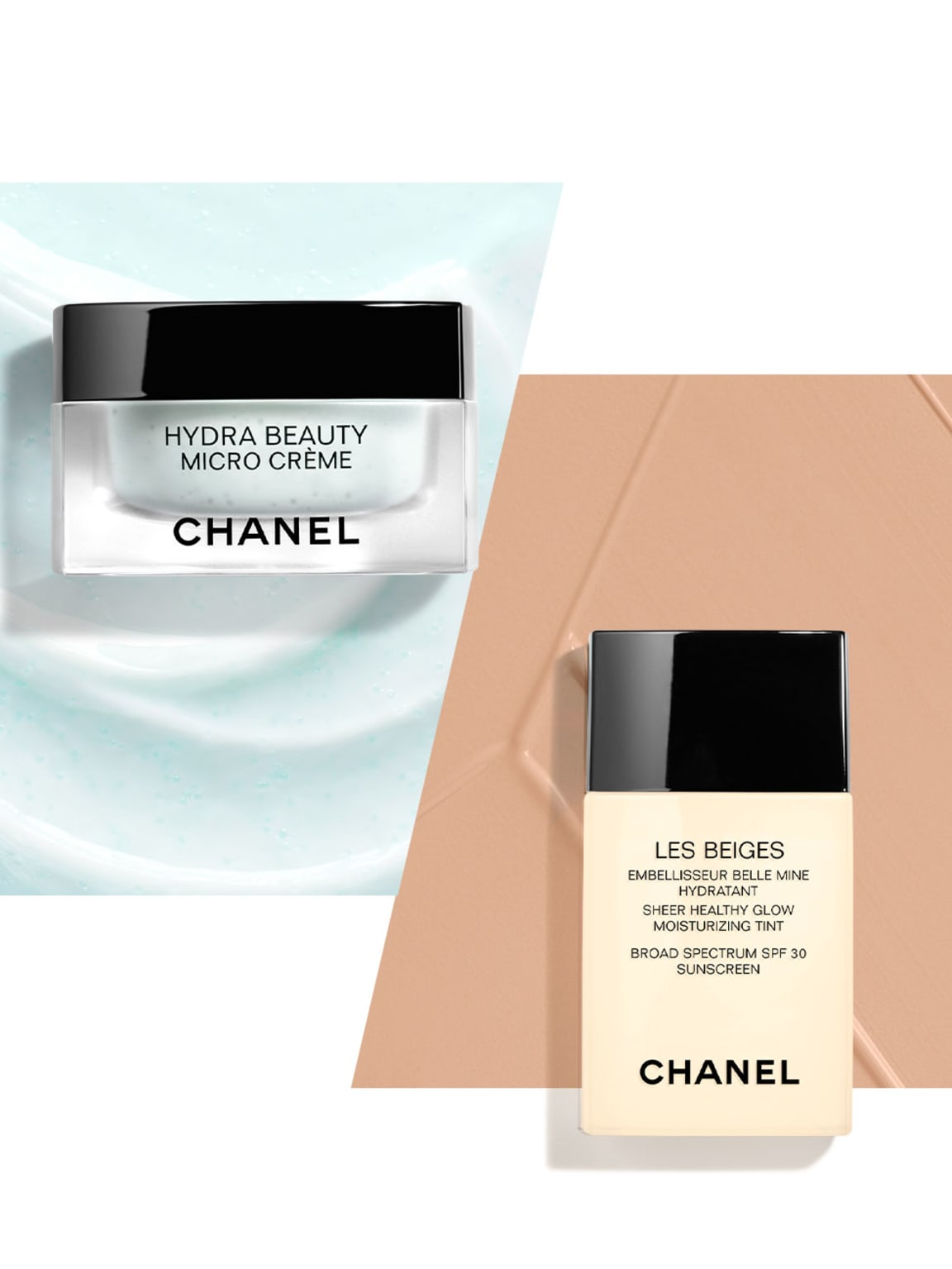 Hydra Beauty Micro Crème Fortifying Replenishing Hydration Chanel
