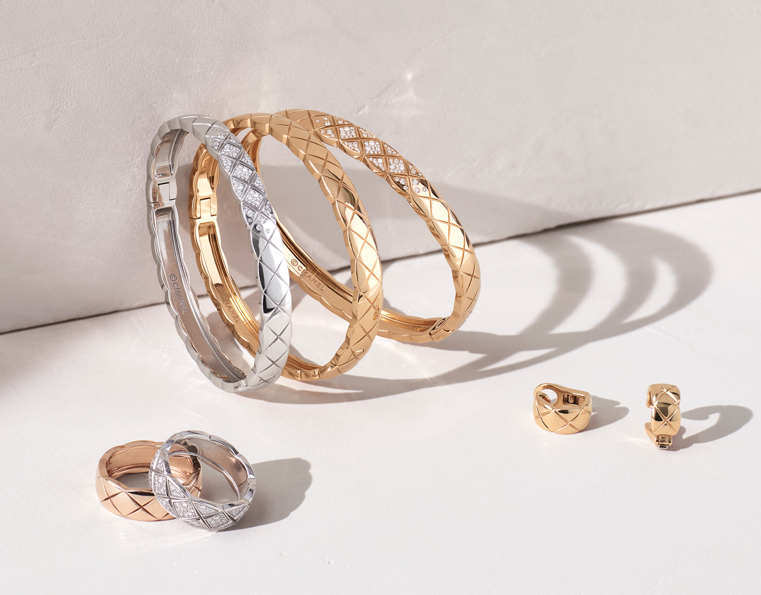 Watches jewelry fine jewelry chanel for What is fine jewelry