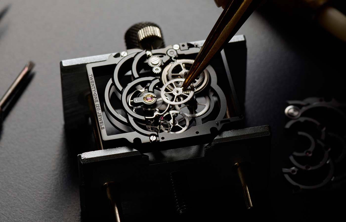 817d987954 Fine Watchmaking watches with Exceptional Movements - CHANEL