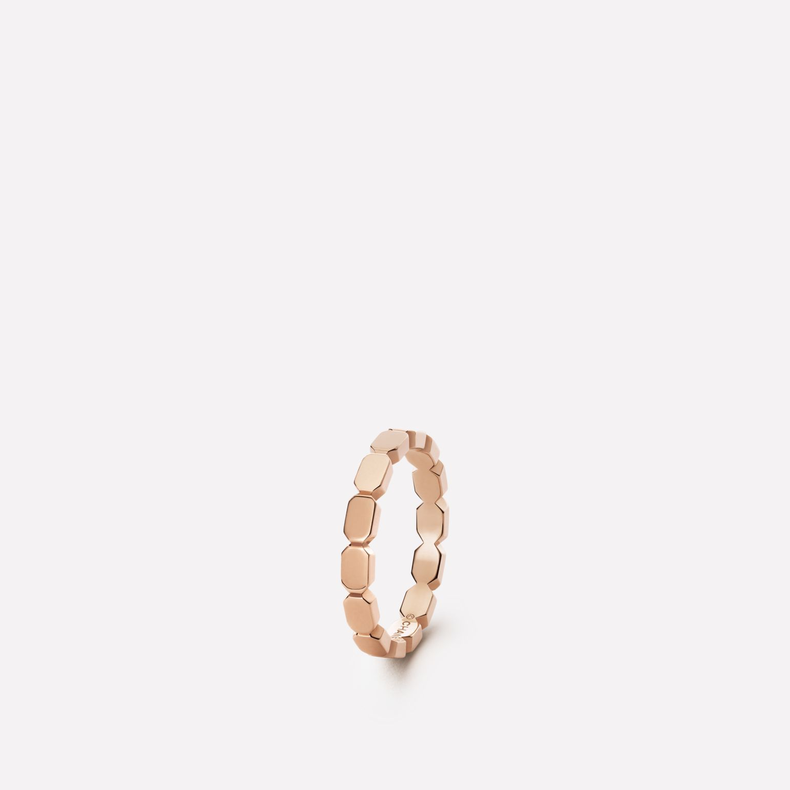 Baroque Ring Baroque ring in 18K pink gold
