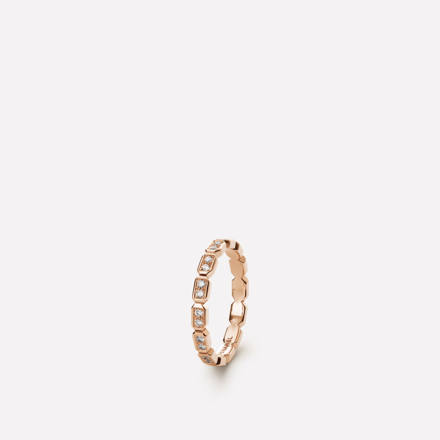 the wedding rings fine jewellery collection chanel