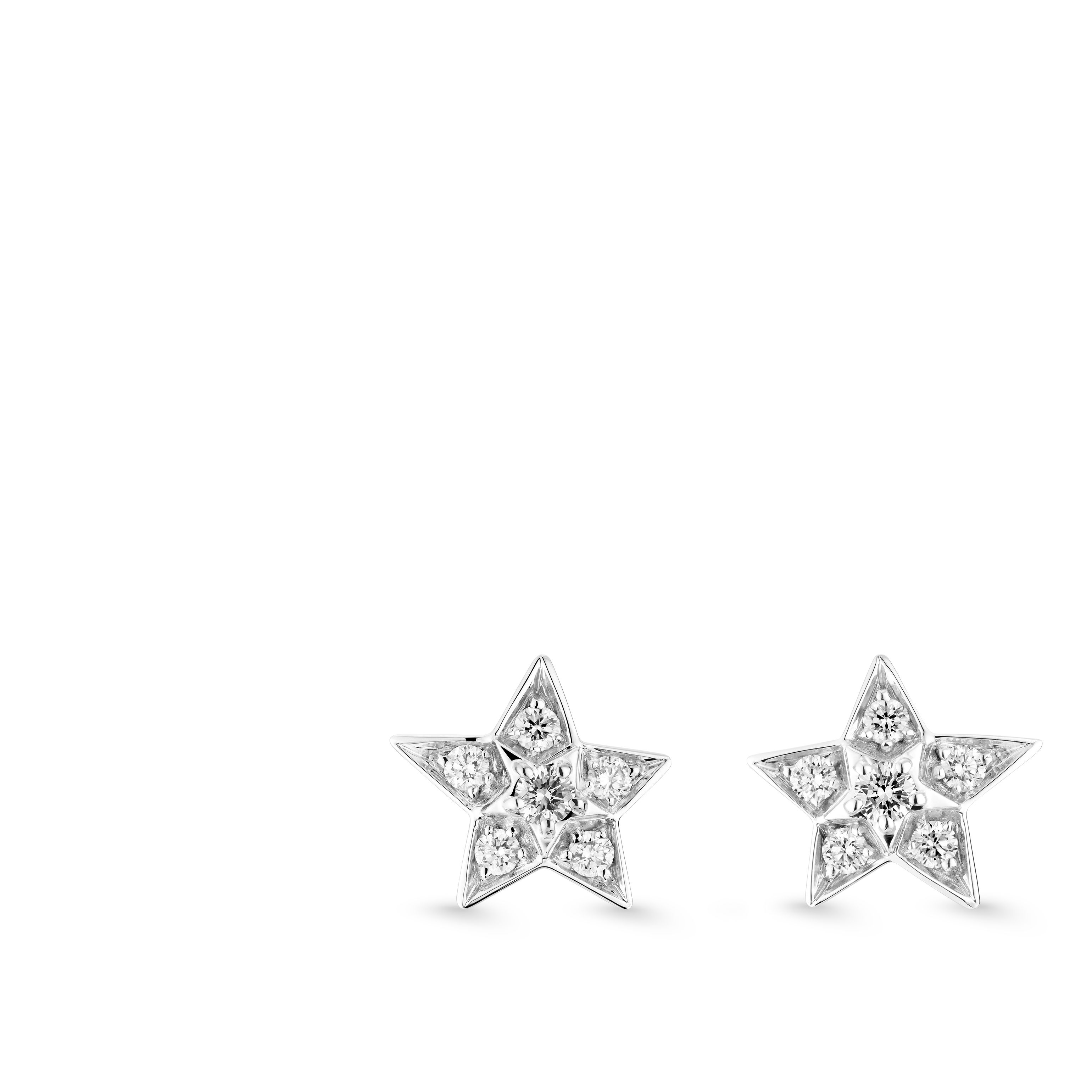 Name Comète Earrings Reference J0464 Collection Category Materials White Golddiamond