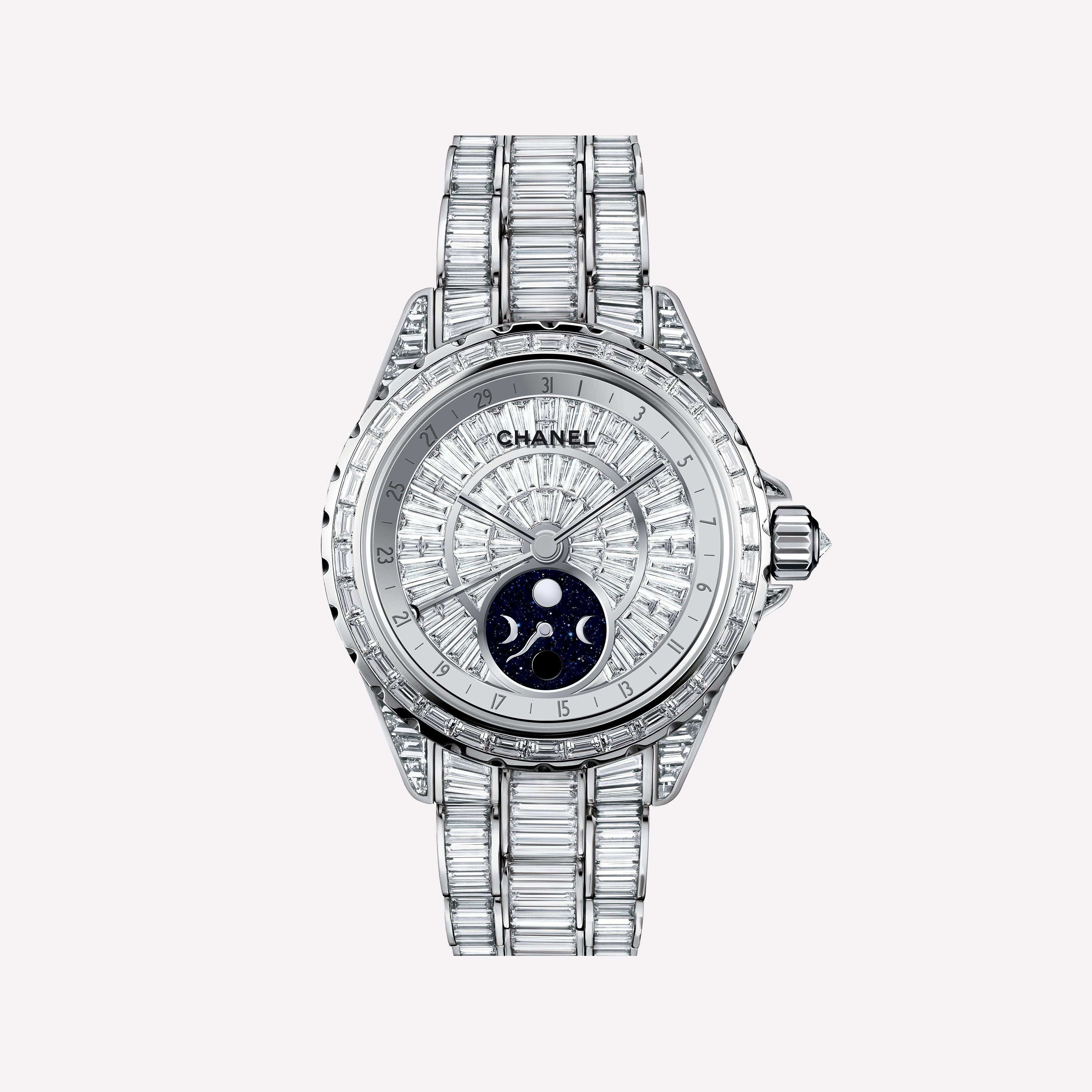 J12 high jewelry watch h3426 chanel for Jewelry watches