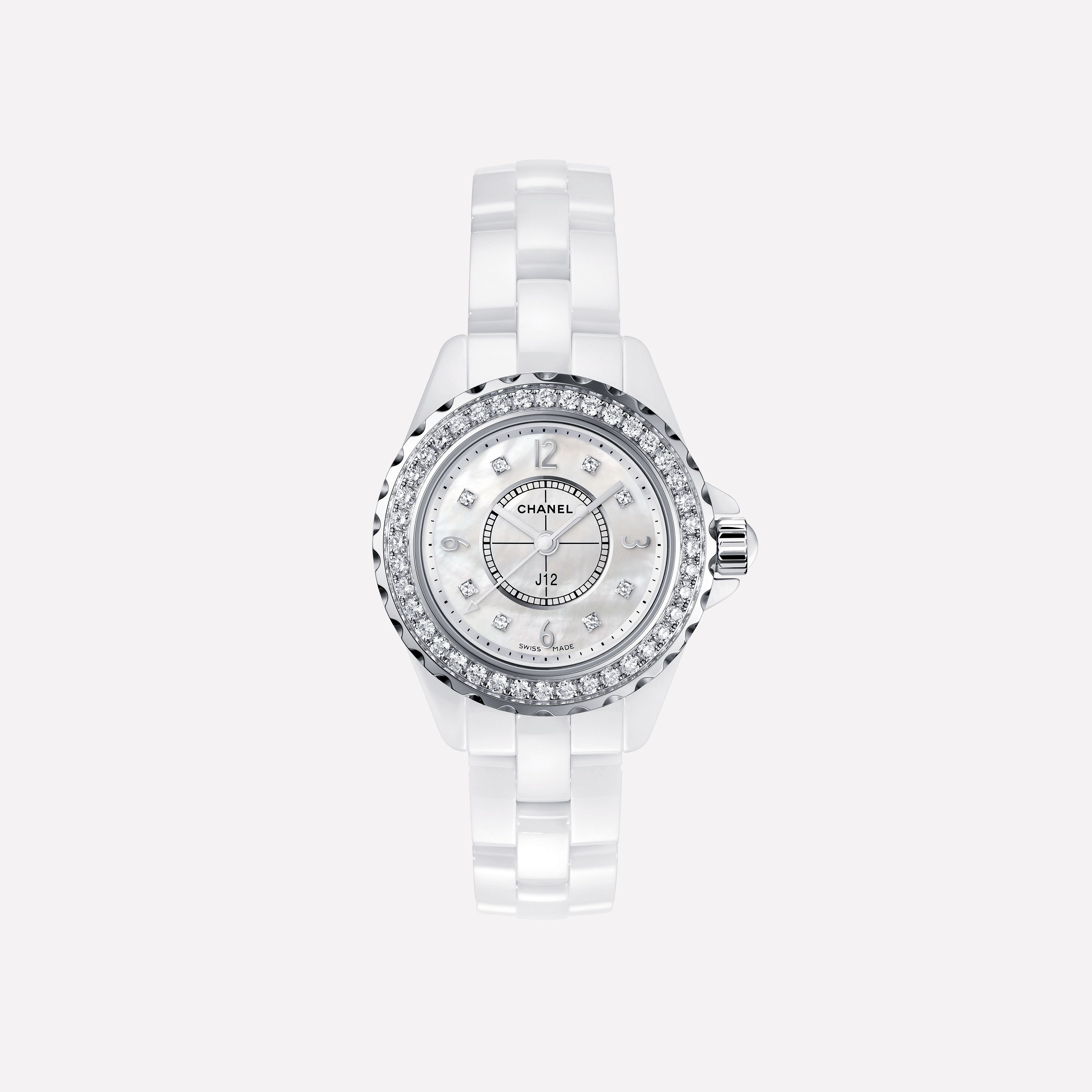 grey watches and ca en black jewelry chanel dial crop intense c numerals watch default steel ceramic