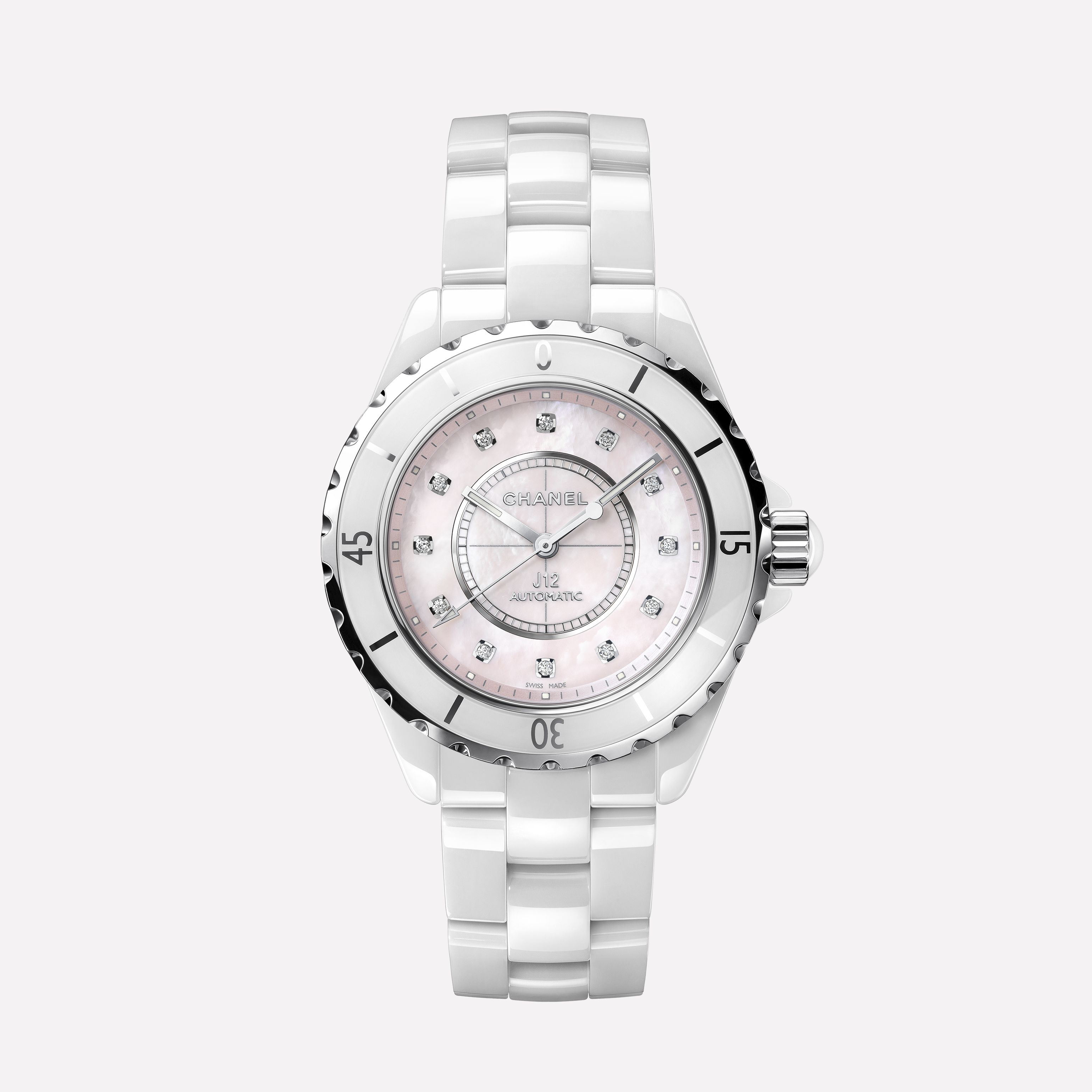 ladies chanel buckle watch quartz item back watches