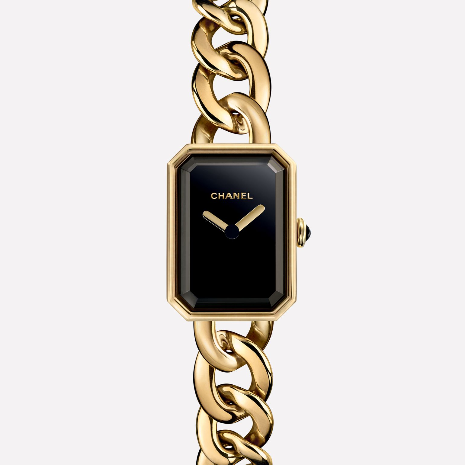 gold slim normal stainless rose steel chain gallery watches in goldtone watch accessories tone chainlink runway kors pink product lyst link michael