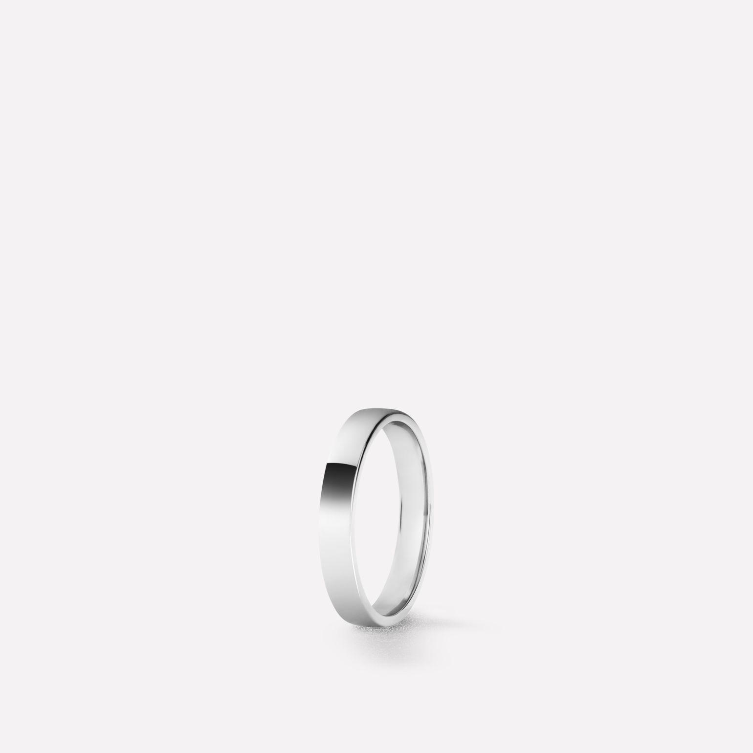 Ruban Ring Platinum ring